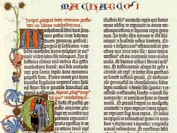 La Biblia de Gutenberg cumple 558 años