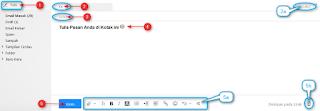 Cara mengirim email di yahoo mail terbaru