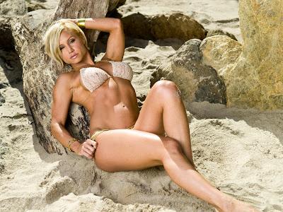 Jamie Eason Hot Bikini Wallpaper