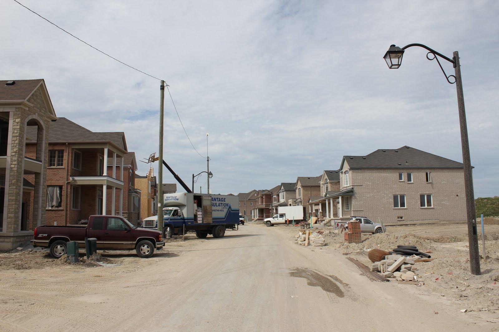 Greensborough: Construction update from Markham » Fieldgate Homes Blog