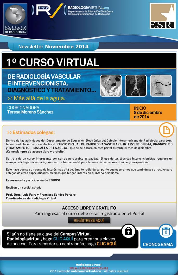 Radiologia en internet curso virtual de radiolog a for Aula virtual fp valencia