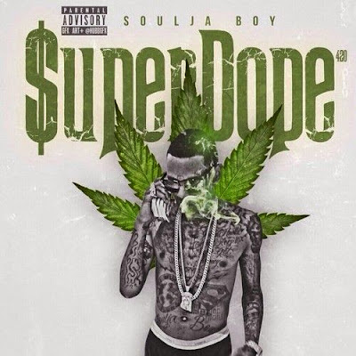 cover portada del disco super dope de soulja boy