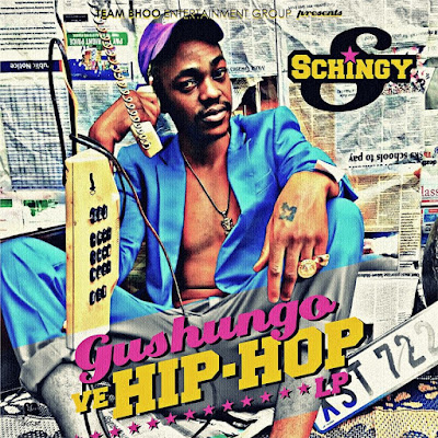 Schingy - Gushungo VeHip-Hop