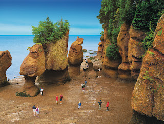 (Canada) – Top things to do in Bay of Fundy