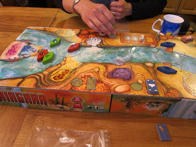 Niagara - The board and other components