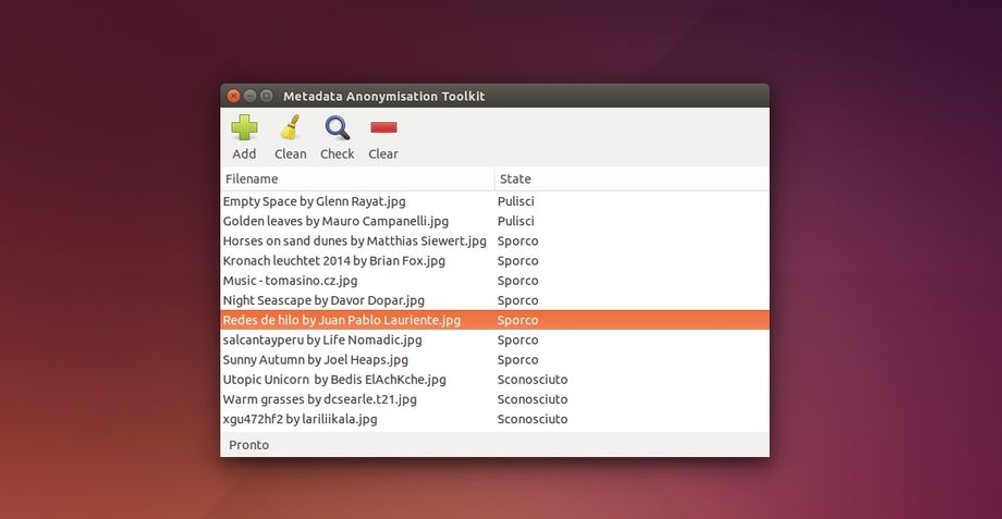 MATin Ubuntu