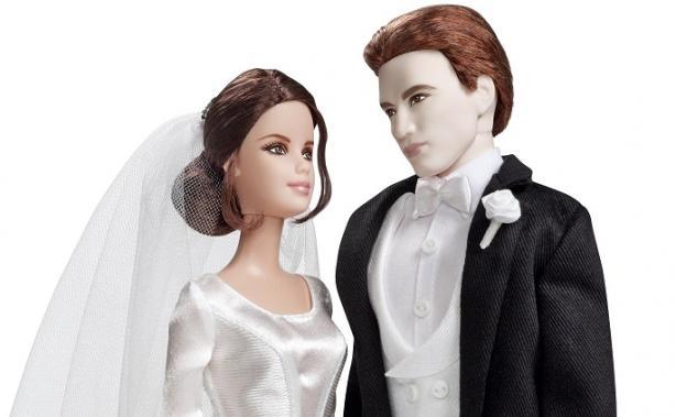 Twilight-Belgium: Nouvelle poupée Bella mariée