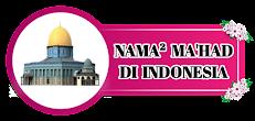 Info Nama² Ma'had Ahlussunnah Seluruh Indonesia