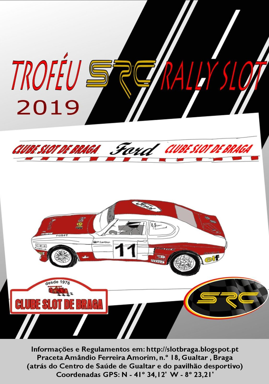 Troféu SRC Rally Slot 2019