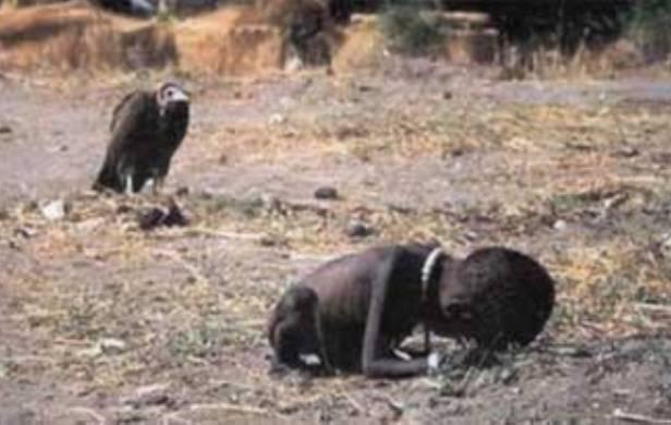 Mangsa kebuluran Sudan