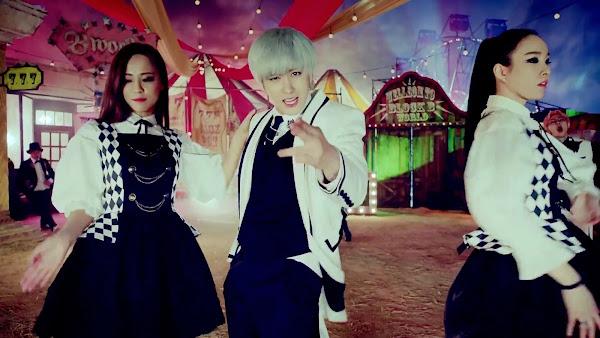Block B Jackpot Behind Jaehyo