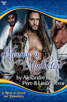 Menage a Musketeer Wins Gold IPPY Award