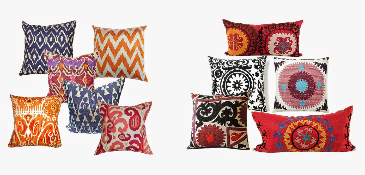 Designing Home Design trend 2015 Move over Ikat and Suzani