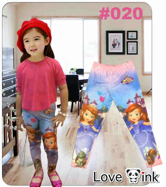 Legging Kids Sofia 020.Love Ink.