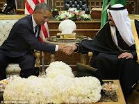 Meski Raja Berganti, Saudi Tetap di Bawah Kontrol Amerika
