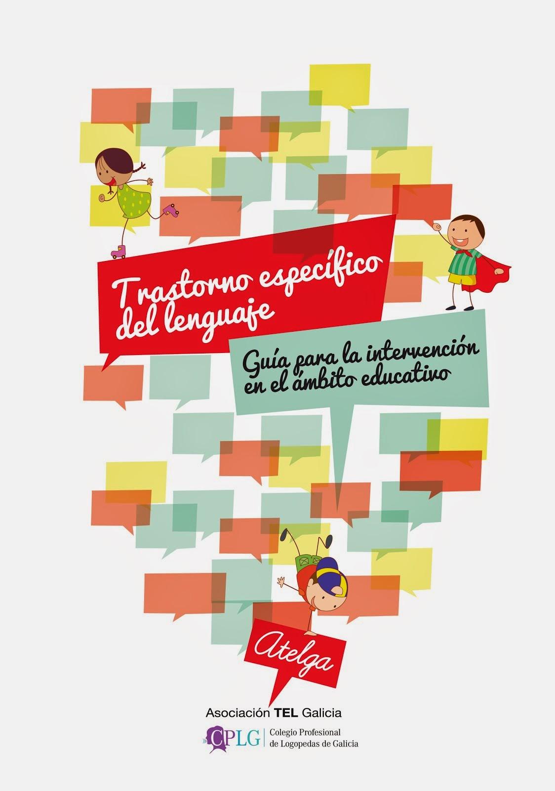 Guía intervención educativa en TEL