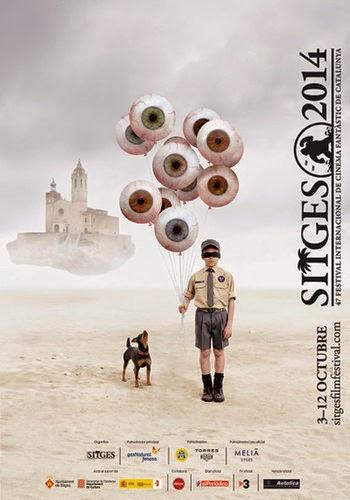 Poster del Festival de Sitges 2014