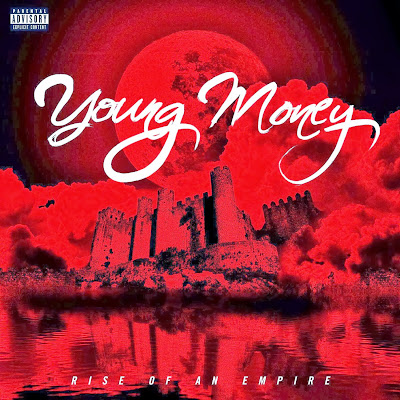 portada cover del disco young money rise of an empire