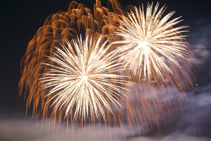 Fireworks photo by Karen Blaha cc flickr