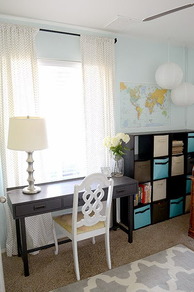 Office-Bedroom 4 from the Medley of Golden Days Blog