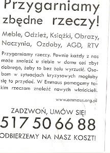 kupujesz pomagasz Wrocław  -leśnica ul . RUBCZAKA 17a