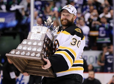 tim thomas bruins conn smythe