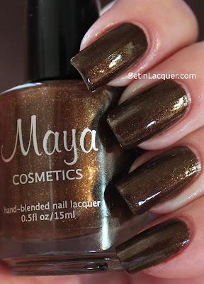Maya Cosmetics Enigma nail polish