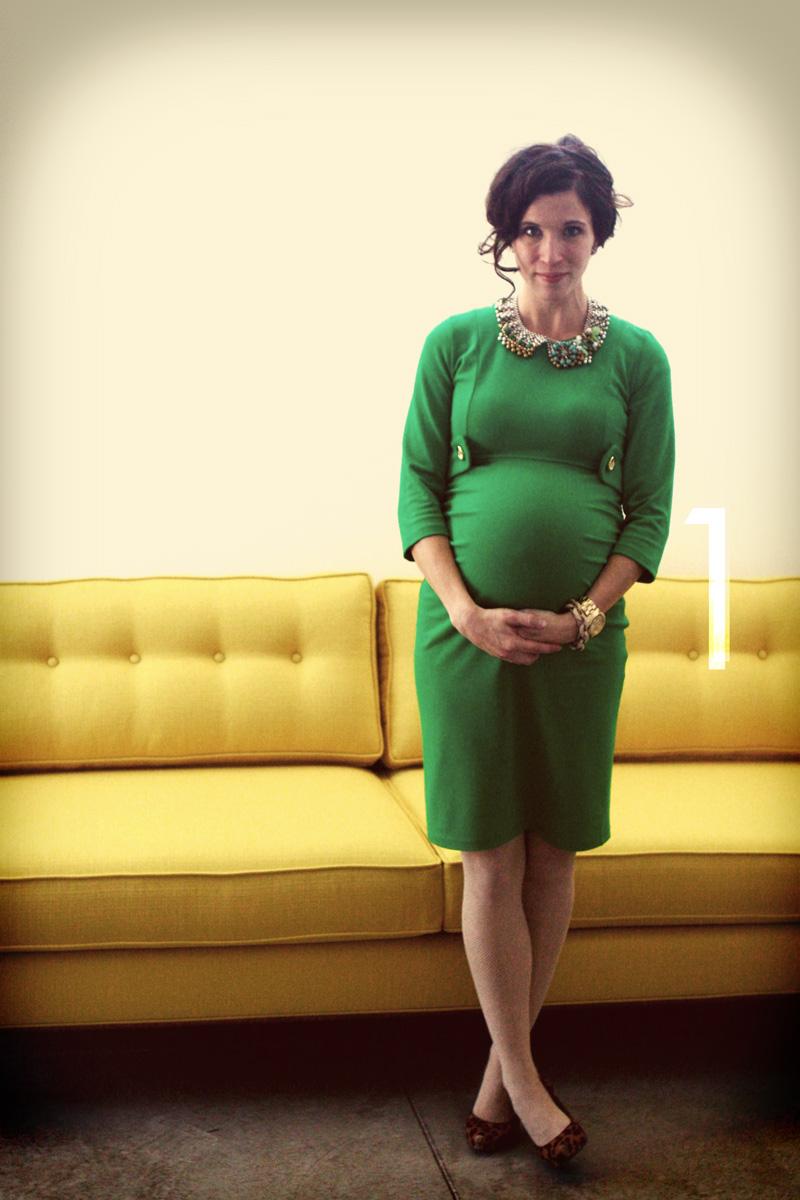 Ivanka Trump Maternity Clothes