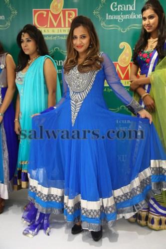 CMR Silks Salwar
