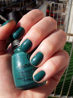 China Glaze On Safari - Exotic Encounters