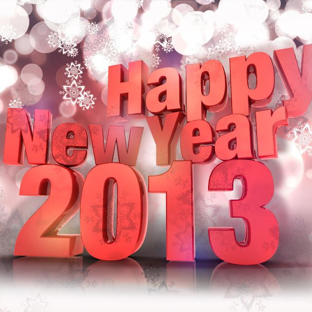free new year 2013 ipad wallpaper 12