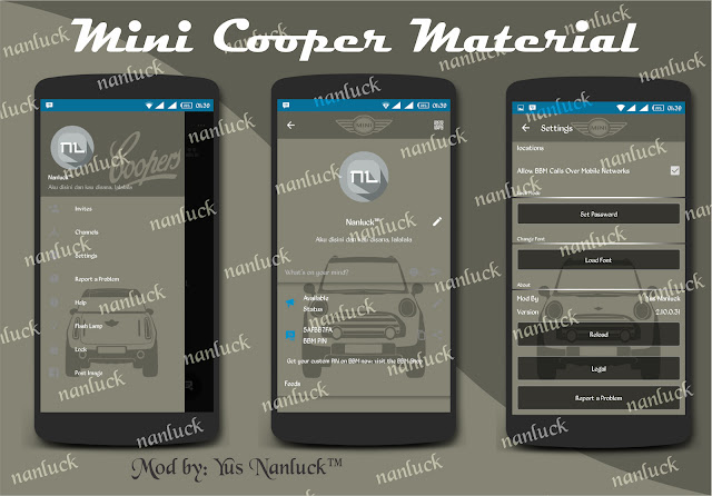 Preview BBM Mini Cooper