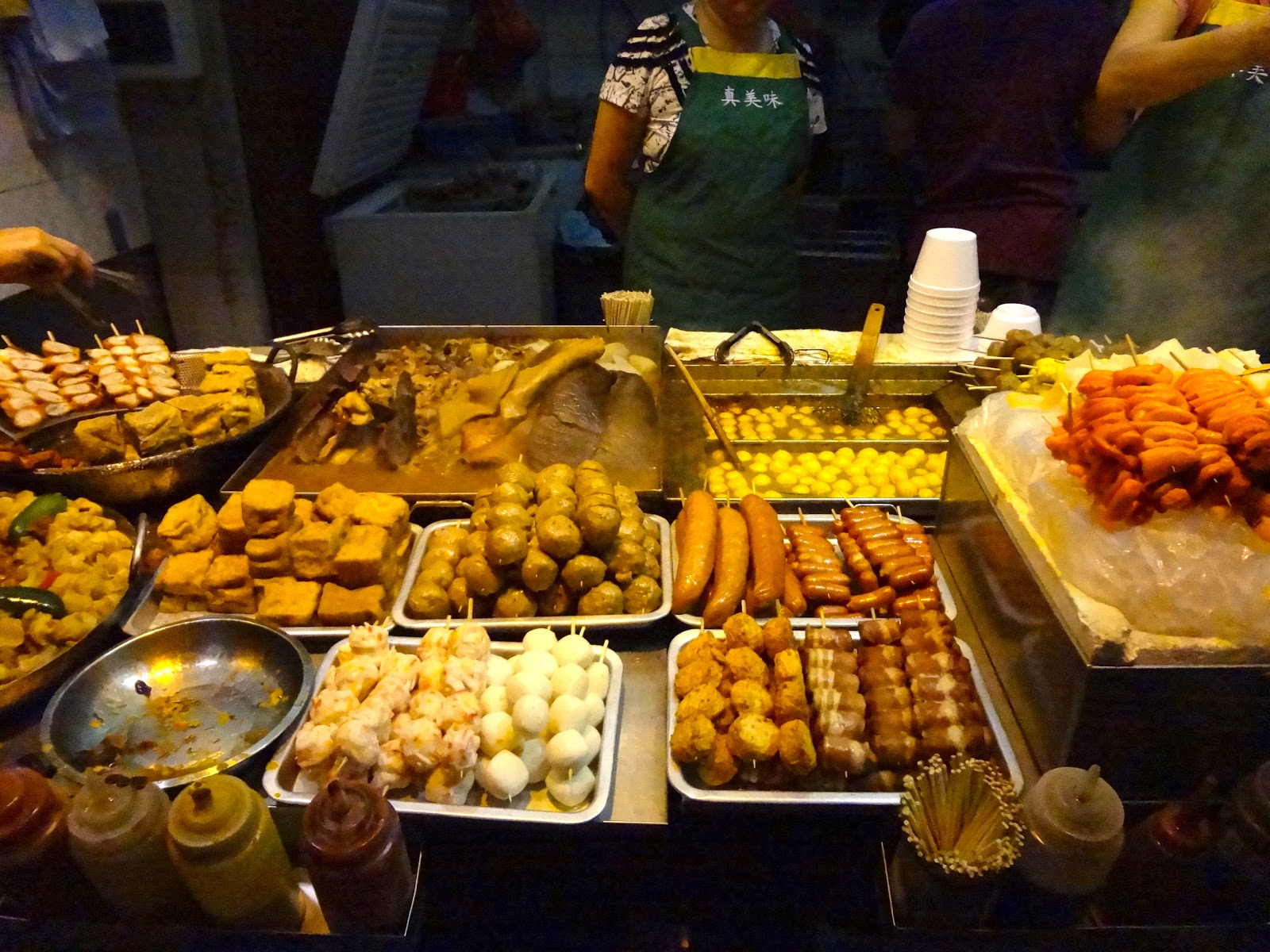 Glitter and grey hong kong street food for Cuisine x hong kong