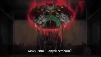 Hunter x Hunter Episode 95 Subtitle Indonesia