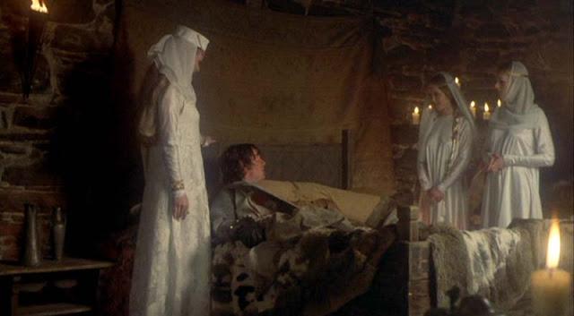 Monty Python Sir Galahad Castle Anthrax