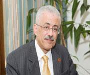 The American University in Cairo dean Mr.Tarek Shawki