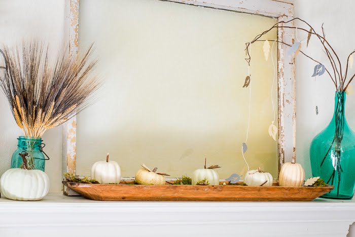 Fall Craft Ideas For A Mantel Home Decor With A Cricut Major Hoff Takes A Wife