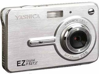 kamera digital murah yashica f527 Daftar Harga Kamera Digital Murah 2013