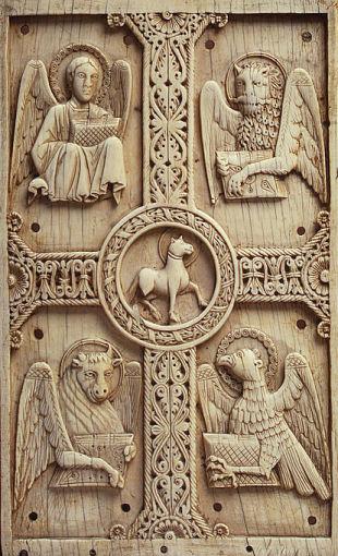 Orthodox Life Symbols Of The Evangelists