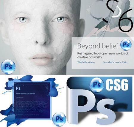 Adobe Photoshop CS6 13.0.1.1 Final Repack