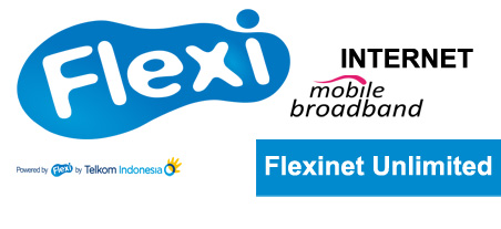 Paket Internet Flexinet Unlimited Telkomflexi