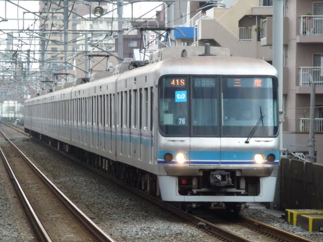 東京メトロ東西線 三鷹行き4 07系