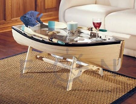 Ideas para reciclar barcas maceteros y - Ideas reciclar muebles ...
