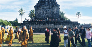 Mendut Temple Indonesia