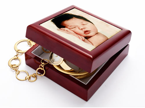 Personalized Keepsake Box Shutterfly