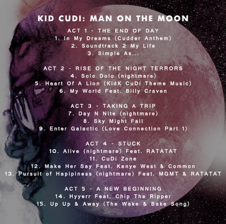 KID CUDI   MAN ON THE MOON :THE END OF DAY   GUTTAMAJOR