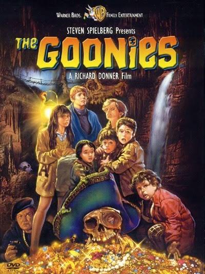 Affiche des Goonies, de Richard Donner (1985)