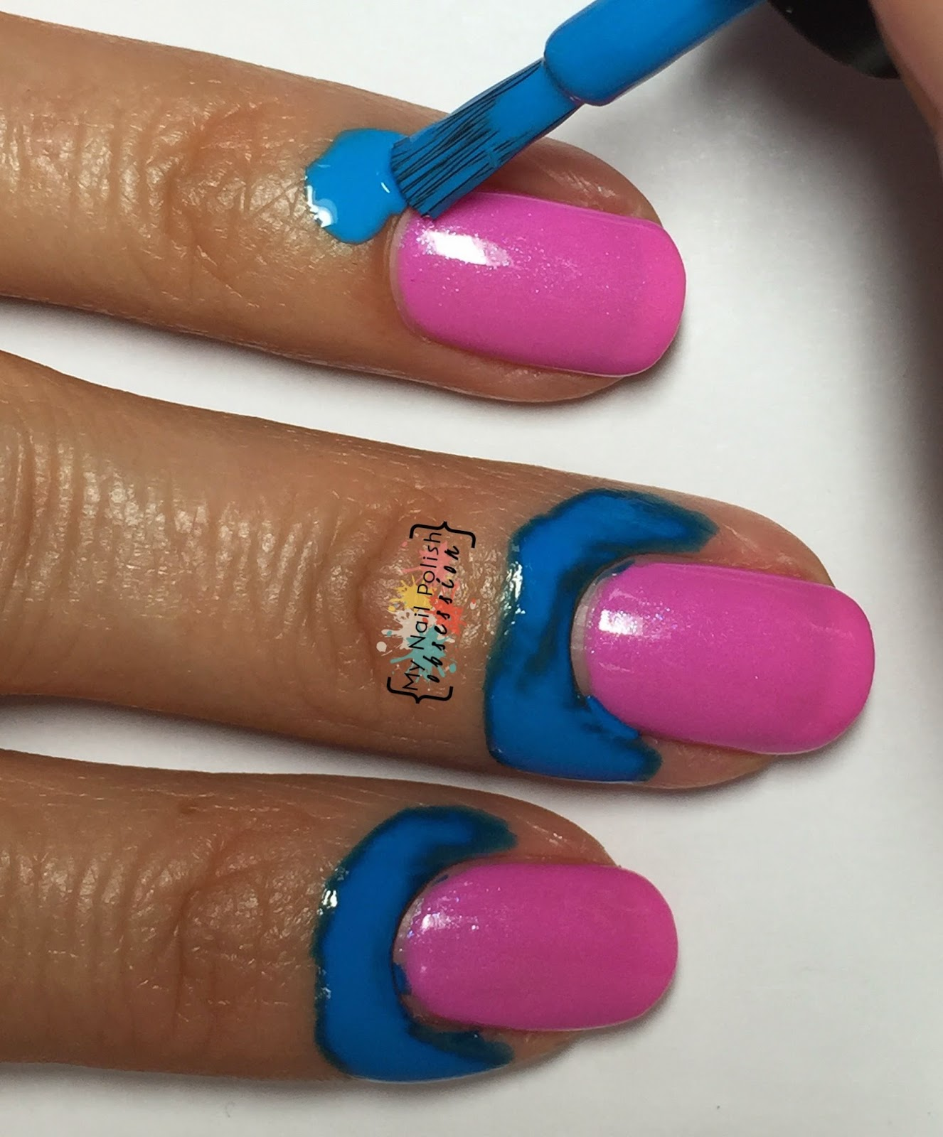 ellagee Lickety Split Latex Mani Mask