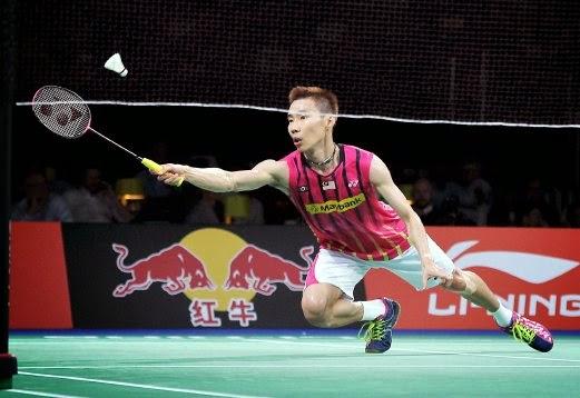 Badminton Tiket separuh akhir gamit Chong Wei tapi tetap waspada ancaman Zhengming
