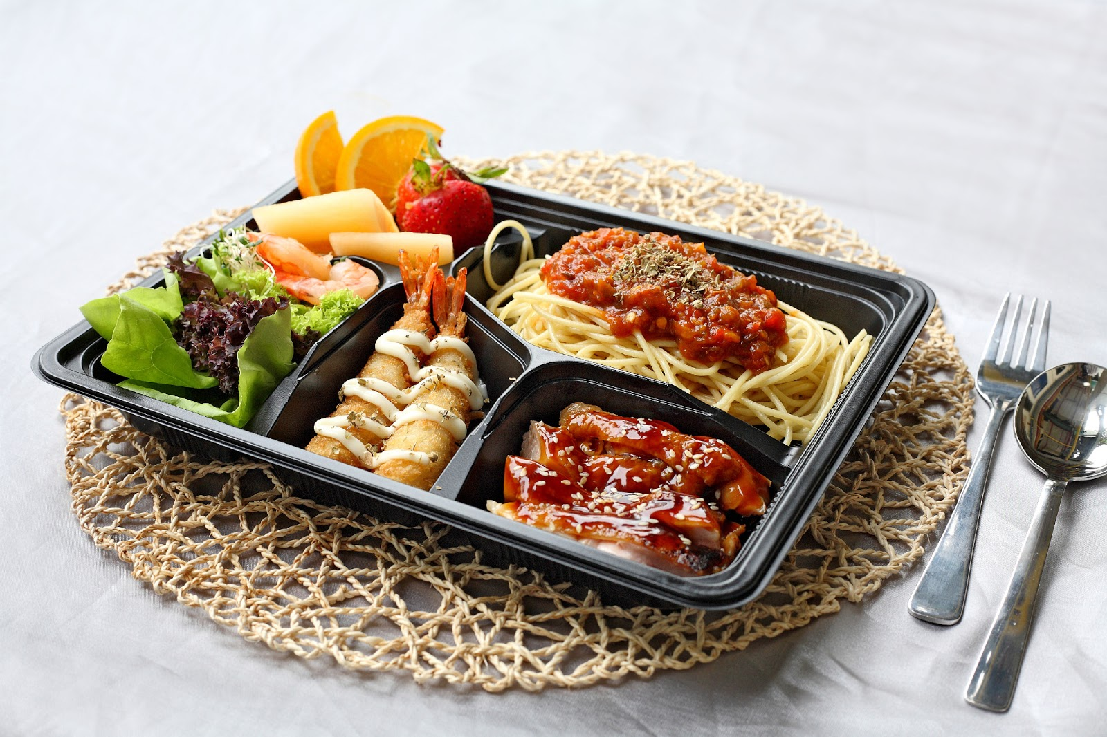 Wide Range Of Menu By Hows Catering